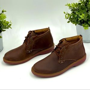 Florsheim | NIB Brown Leather Chukka Boot, 2M